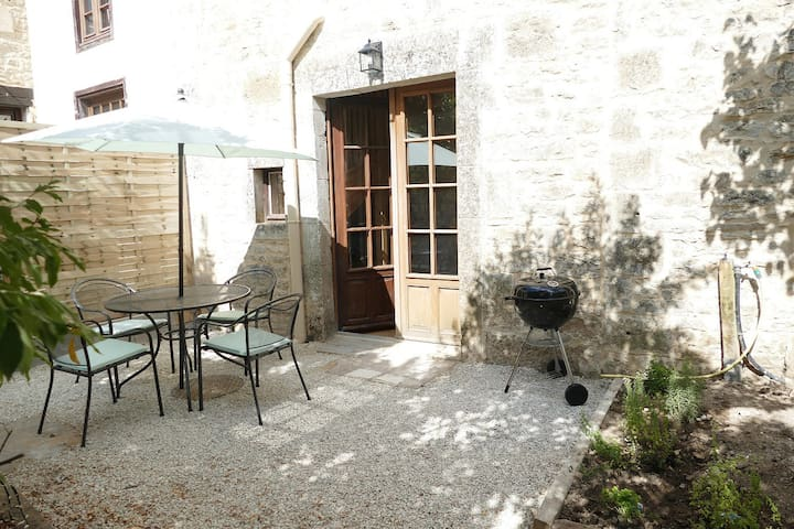 Gite located in the heart of a picturesque village