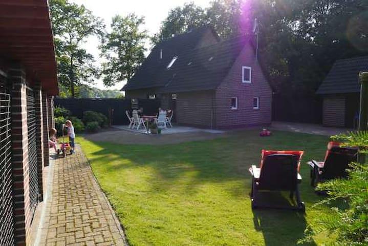 Ferienhaus Luers - Barßel - Casa