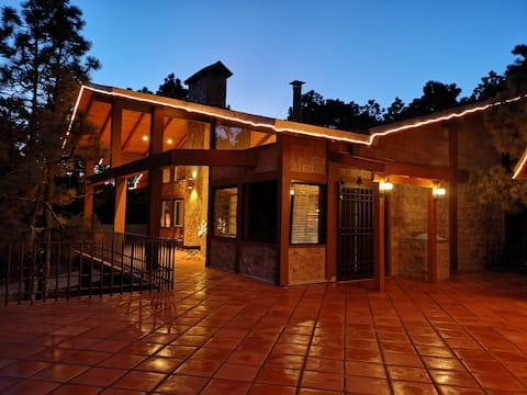 Cabaña en Bosques de Monterreal