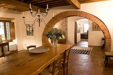 Beautifully Restored Tuscan Mill - Montecatini Terme - Vila