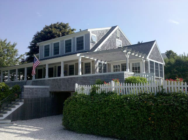 5 BR-Property-Chatham in-Town & Oyster Beach Inlet - Chatham - Casa