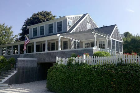 5 BR-Property-Chatham in-Town & Oyster Beach Inlet - Haus