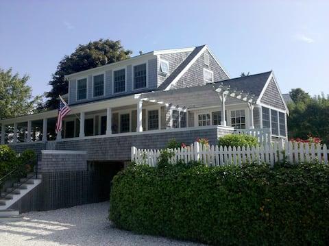 5 BR-Propriedade-Chatham na Cidade e Oyster Beach Inlet