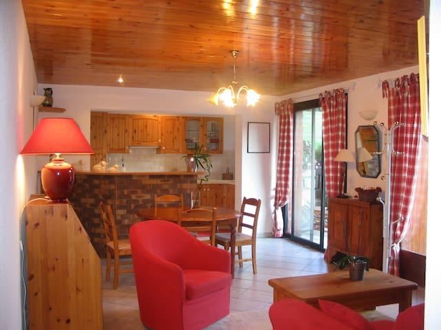 Chalet de montagne - Barcelonnette - Apartment