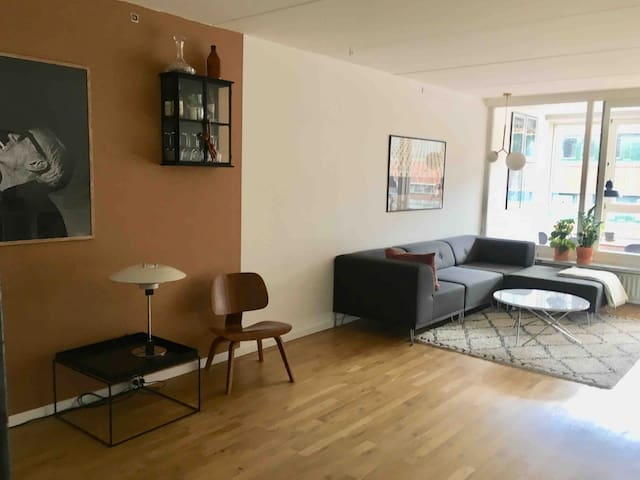 Cozy apartment in the heart of Vesterbro in Cph.