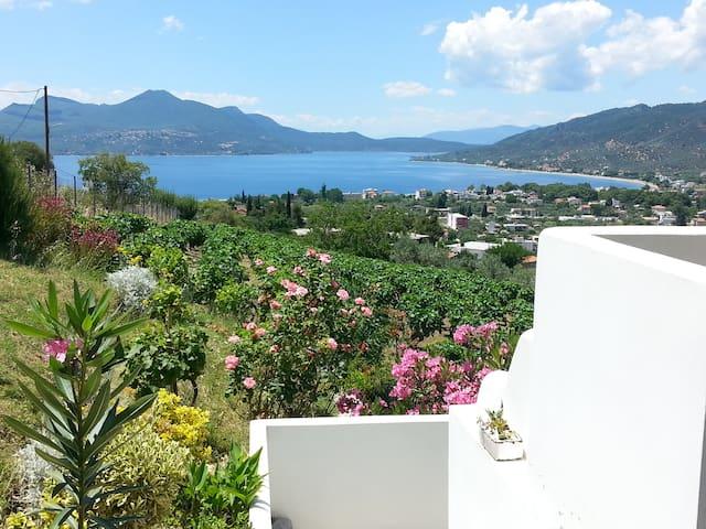 Edipsos île d' EVIA Grèce thermalisme mer Egée