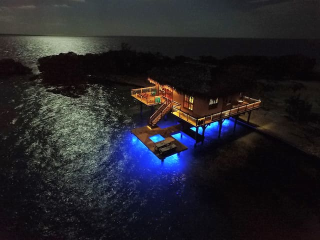 Belize Private Island- Little Peter Oasis