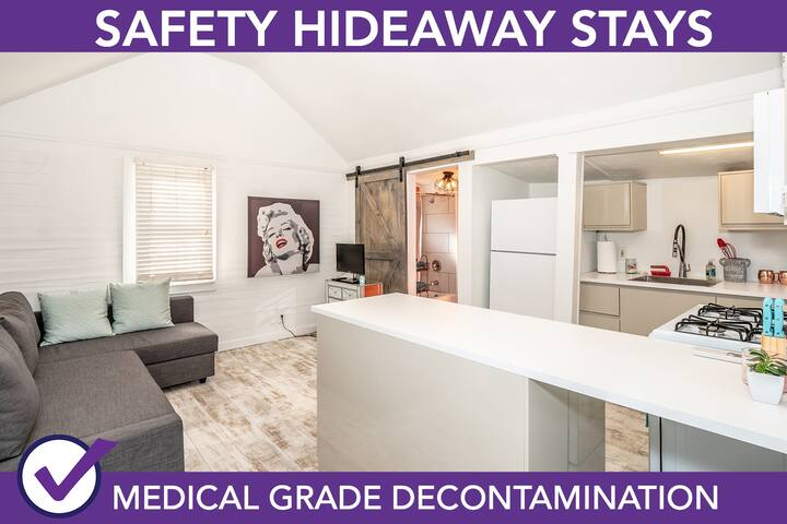 Safety Hideaway - Medical Grade Clean Home 11