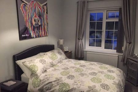 Lovely double room - Staines-upon-Thames - 公寓