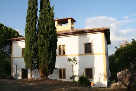 Casa Vasalone - villa di campagna - Gradoli - วิลล่า