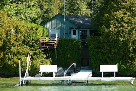 Beautiful Lakefront Home - Lake Leelanau