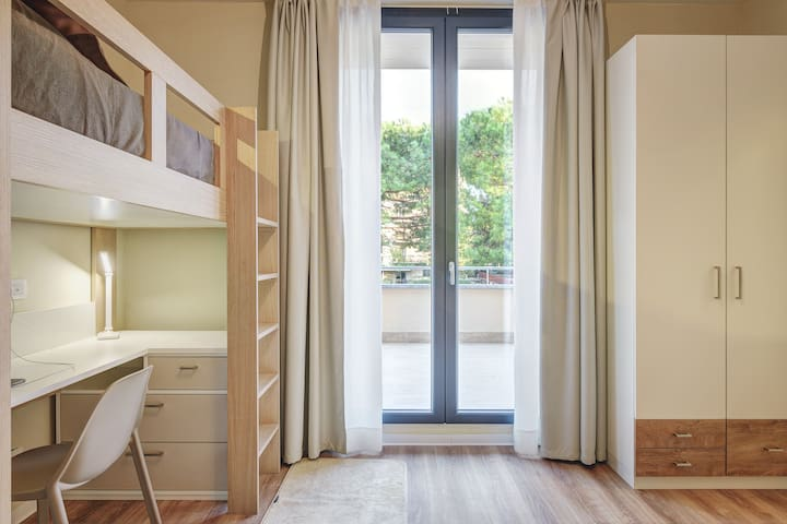 Student Accommodation - Aristotele Room