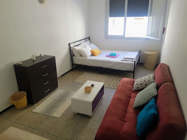 Cozy & Minimalist Flat in Rabat Center ☀️🌸WIFI
