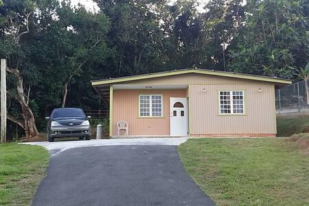 Camp House in Moca PR. - Ev