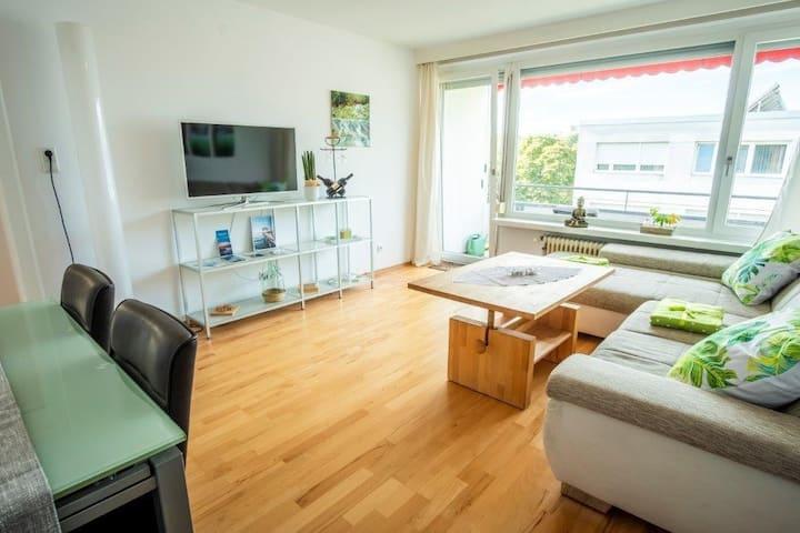 Ruhig gelegen in See- und Stadtnähe von Bregenz