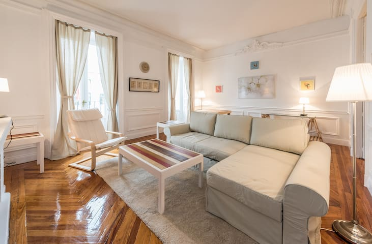 Wiatr Madrid Cibeles 4-2 - Madrid - Appartement