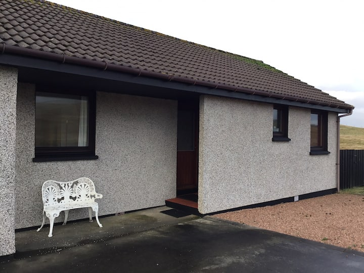 Chalet 1  situated next to Valleyfield Guest House