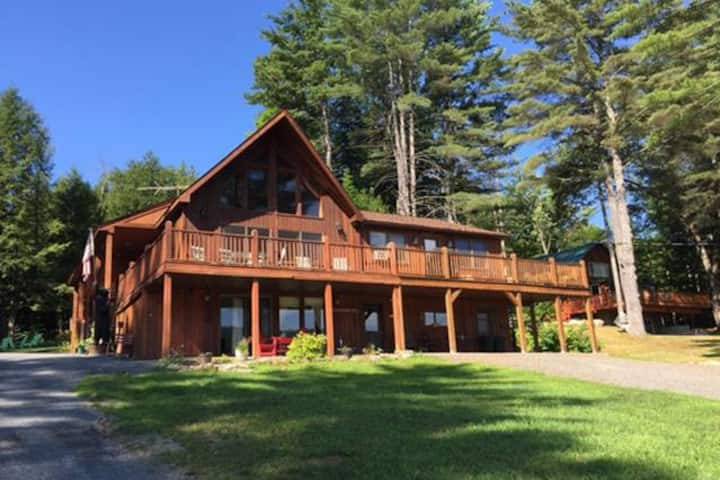OnTheRiver/ADK 2 Bedroom, w/ full kitchen