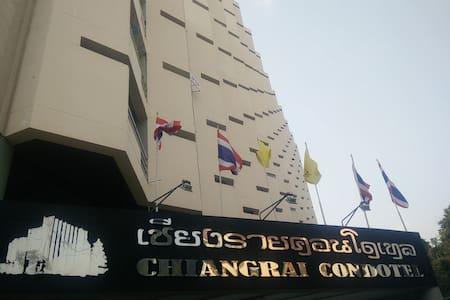 Room 206 @ Chiang Rai Condotel - Queen Bed - Mueang Chiang Rai