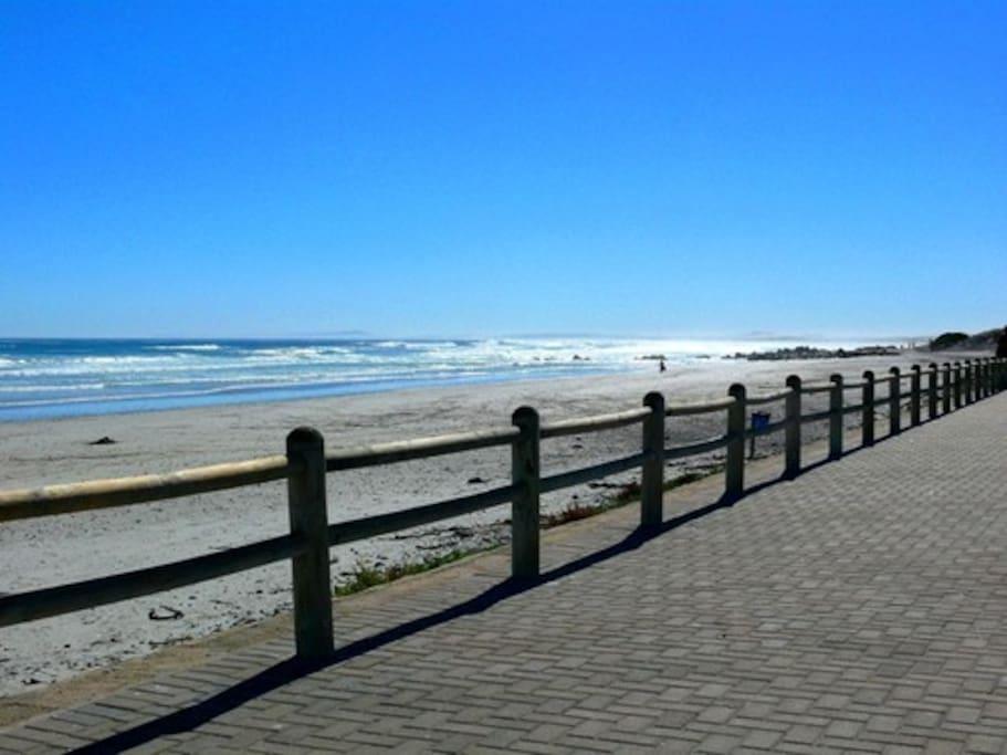 Yzerfontein Main Beach