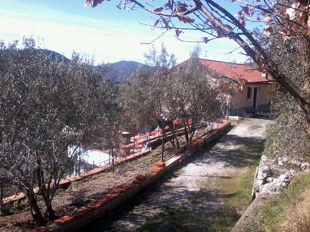 Respira e Rilassati - Castiglione Chiavarese - Apartmen