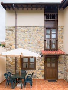 Casa de Aldea. Larrionda 3 - Villar de Huergo - บ้าน