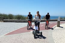Cycling in Cascais