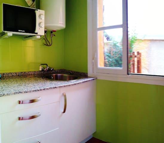 Preciosa casita para 3 personas - La Borbolla - House