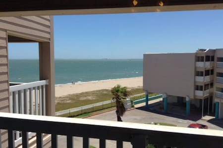Stunning Updated Ocean View Condo steps from beach