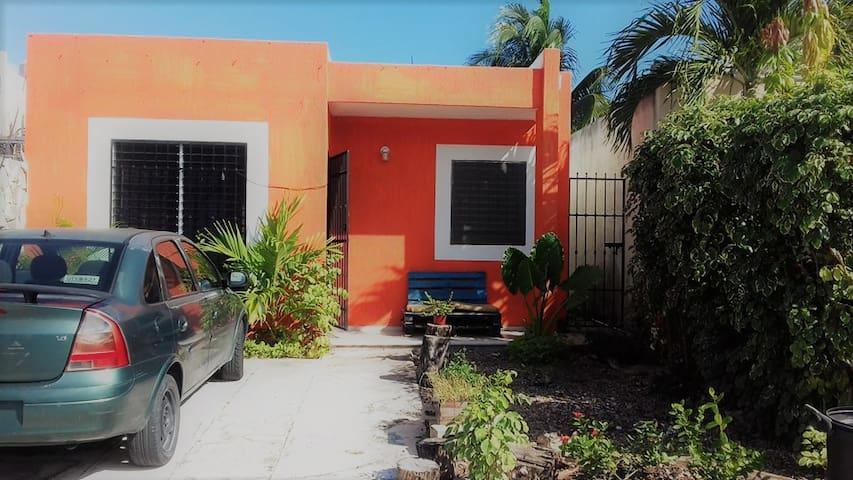 Habitacion confortable en Playa del Carmen