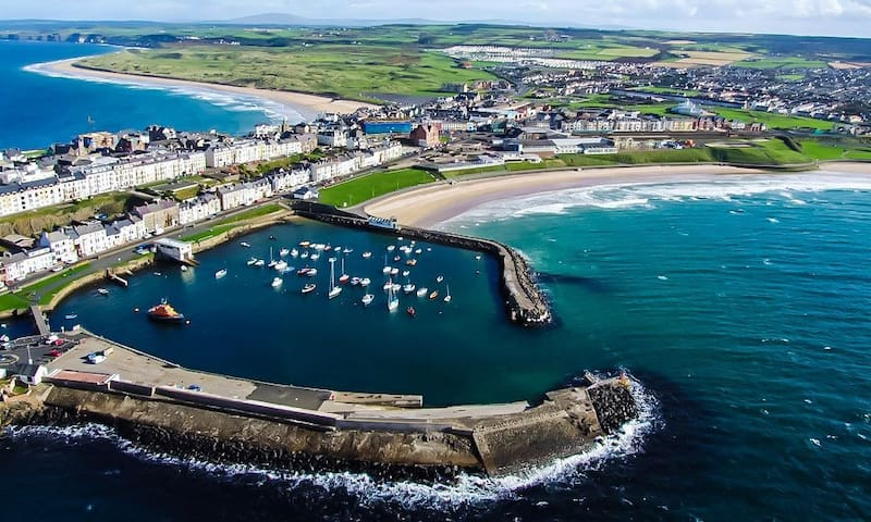 A Great Portrush Getaway - Discover North Coast Ni