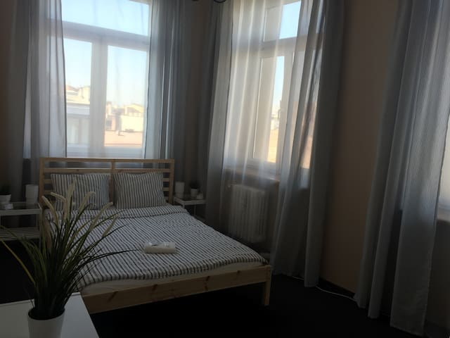 Spacious comfortable room in the heart of Krakow - Kraków - Apartment