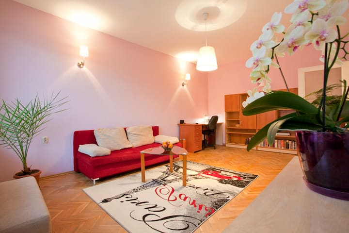Sunny apartment in the heart of Sofia - Sofia