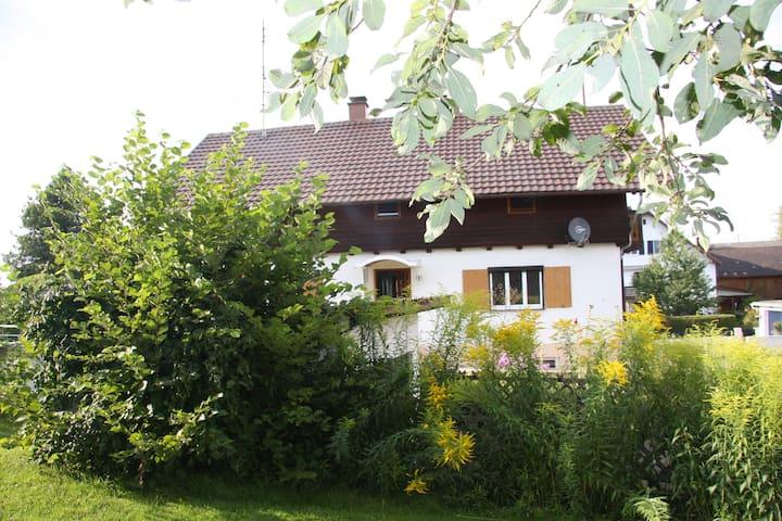 Andis Ferienhaus :-) - Niederrieden - Casa
