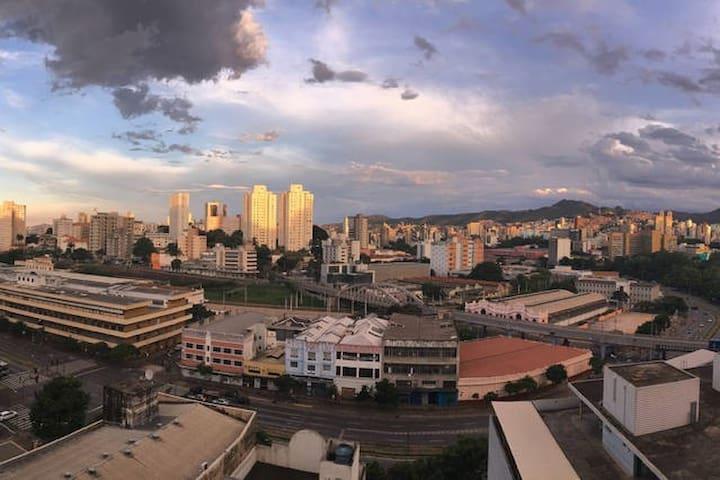 Pequeno quarto individual no CENTRO de BH - Belo Horizonte - Apartment