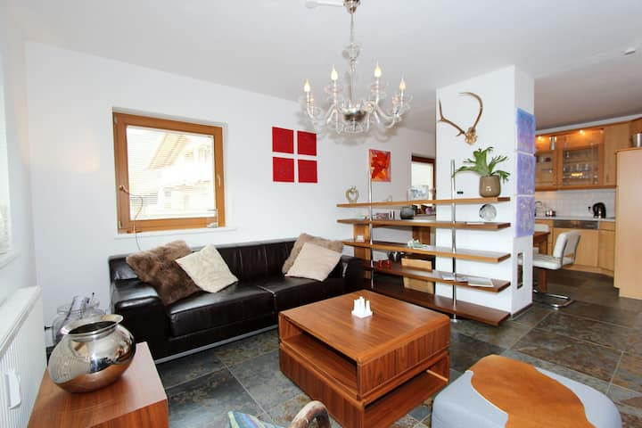 Beautiful Apartment in Söll near Forest