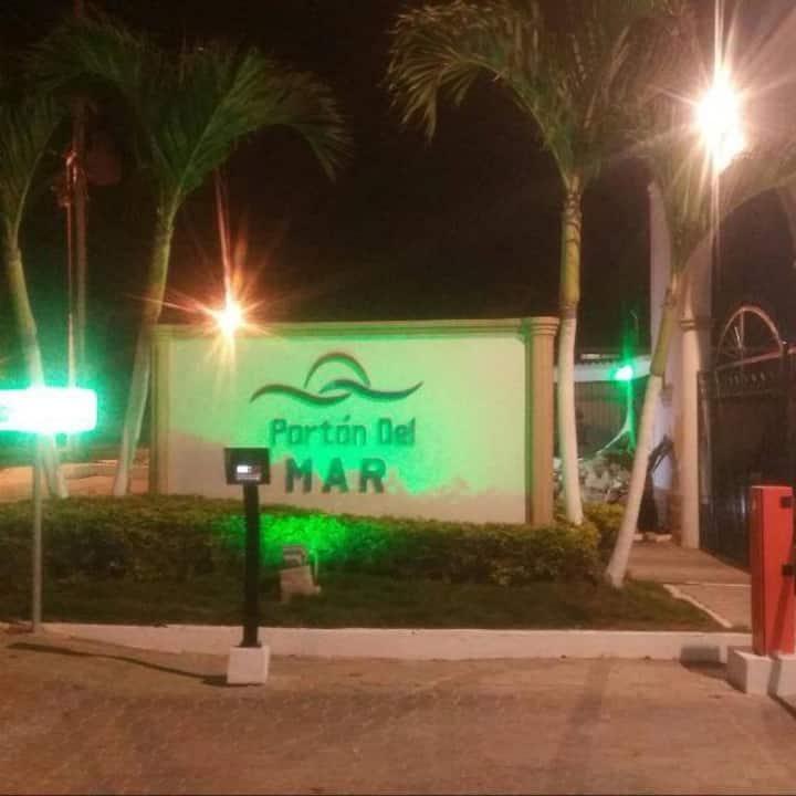 Suit de lujo en playas Villamil PORTON DEL MAR