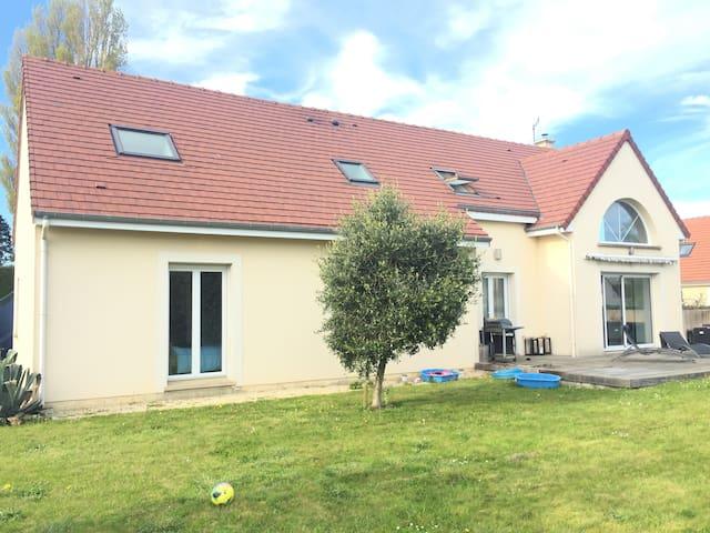 Maison 5mns de la Mer - Banville - Ev
