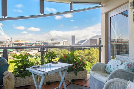Darling harbour 1 bed & own bath - Apartment