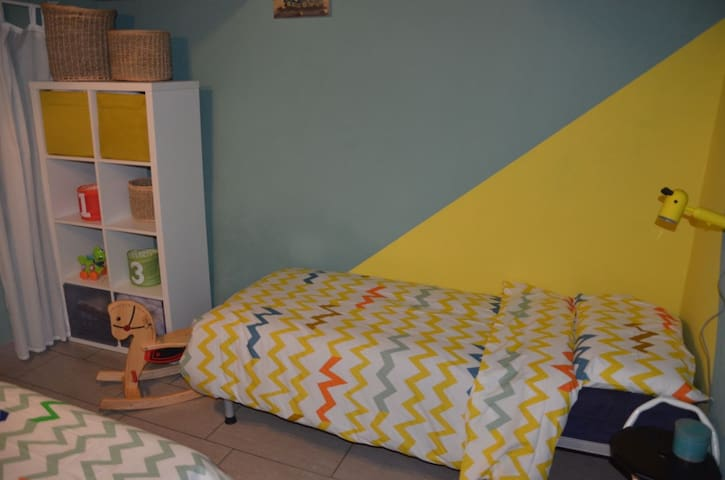An other bedroom