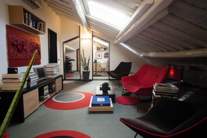 Archdesign Studio - Roma - Loft