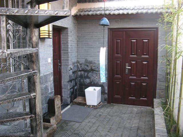 扬州老城区皮市街带风景的独栋小院 - Yangzhou - House