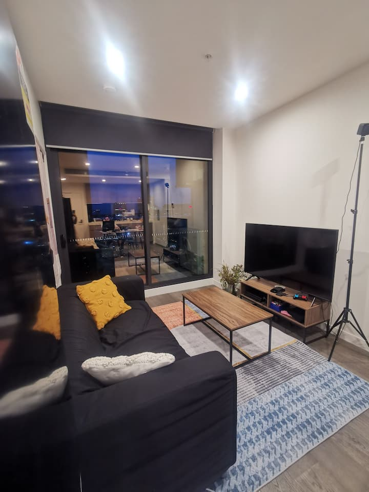 Brand new apartment in the hub of Melbourne