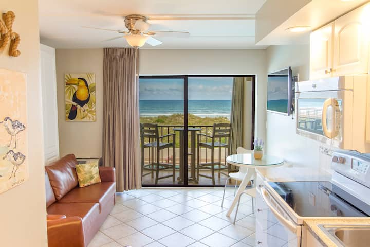 Beautiful Direct Oceanfront Condo ~ Sleeps 4!