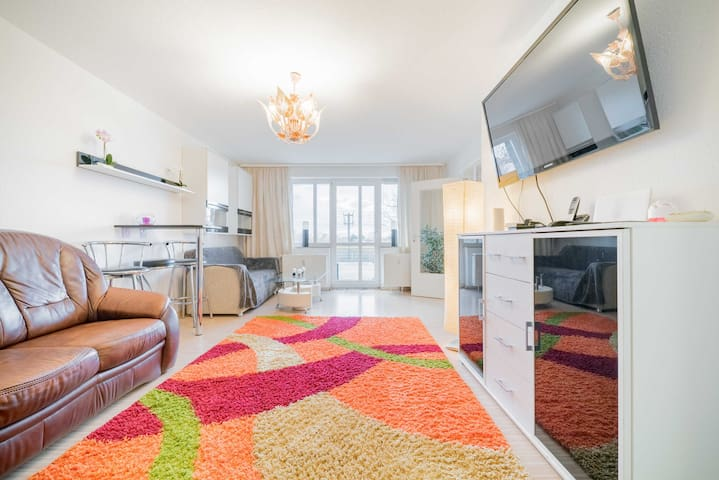 3  Zimmer Apartment | ID 6851 | WiFi, Apartment