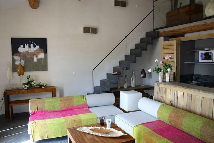 Private room - Sidi Slimane - Haus