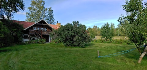 Nice flat in beautiful environment in Värmland