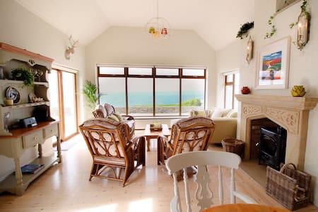 Saltcliff Cottage  - Sea Views to Aran Islands