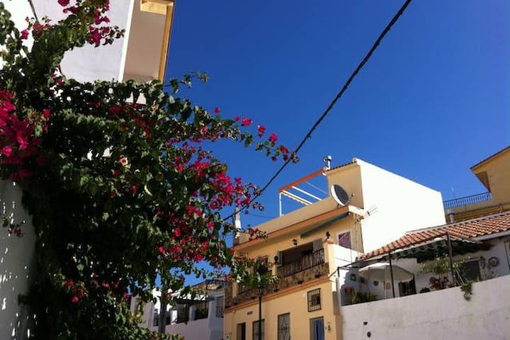 Malaga Ferienwohnung Umgebung - Benagalbón - Lägenhet