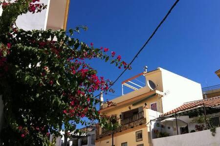 Malaga Ferienwohnung Umgebung - Benagalbón